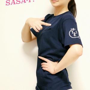 【受注生産】男女兼用:紗々Tシャツ!【10/22まで】