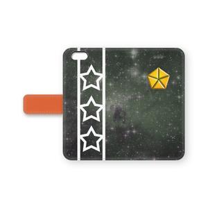 銀河英雄伝説-自由惑星同盟-iphone6手帳型ケース