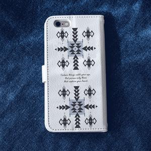 『心奪われるものだけを』手帳型iPhoneケース - iPhone5/5s・6/6s・6Plus/6sPlus・7/7Plus・8/8Plus・X/XS・XR・XS Max