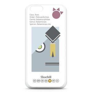 [ハシビロコウ]スマホケース - iPhone6【pixivFACTORY製】
