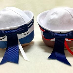 セーラー帽(おまんじゅう)