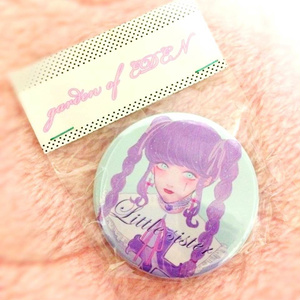 ♥can badge♥
