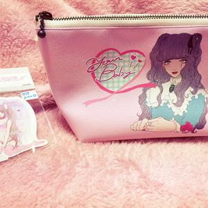 ♥clear sticker♥