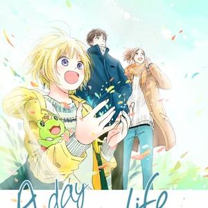 ミラフェス13 新刊「A day in the life」