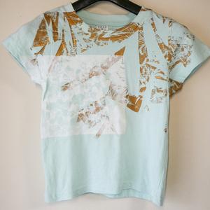 Tシャツ「 F 」キッズサイズ
