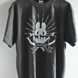 ハントレスTシャツ