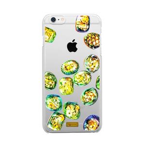 SE&X追加!受注生産「歯車キャンディドロップ」iPhone各種クリアスマートフォンケース