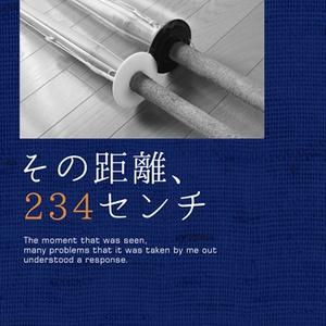 【電子版】その距離、234センチ①
