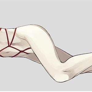 スカーレット・ベリ子「ジェラシー」櫓木の全身抱き枕カバー