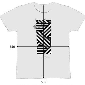 スカーレット・ベリ子「ジェラシー」櫓木が着ているTシャツ(レディースM)(描き下ろしポストカード1枚付)
