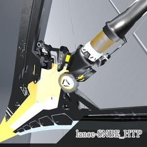 3Dモデル - SNBE_HTP -