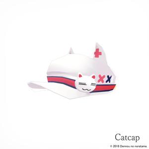 3Dモデル - CatCap -