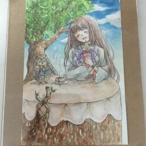 森のカフェ フクロウのロビン