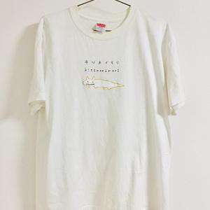 キツネイモリTシャツ オリジナル(Lサイズのみ)