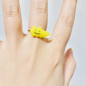 キツネイモリング(指輪)