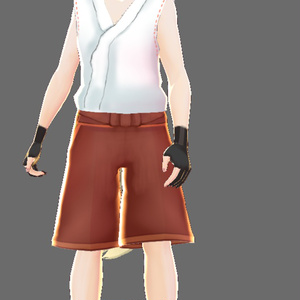 VRoid衣装 男子和装