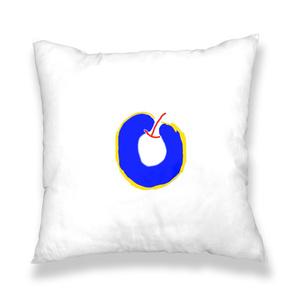 青りんごクッション