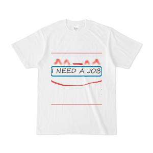 雑な 求職者向けシャツ