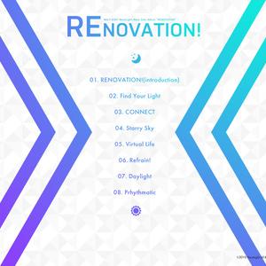 RENOVATION!