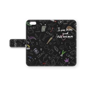 六つ子iPhoneケース 黒ver