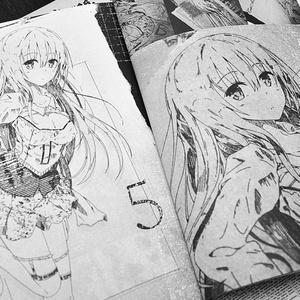 紙+少女【かみものしょうじょ】