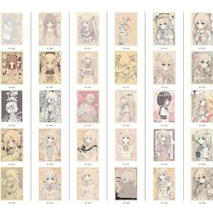 ポストカード (A・B・C) 30枚セット