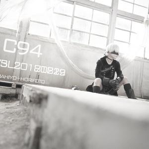 【C94新作】3C5W5L20180811(ニーアオートマタコスプレ写真集)