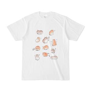 はむすたーの集まり Tシャツ