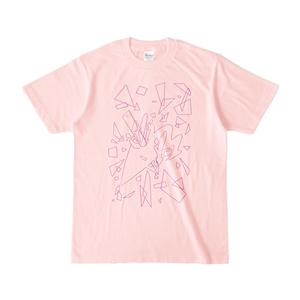 病みかわ◆シンプルTシャツ_カラーバリエーション有♡
