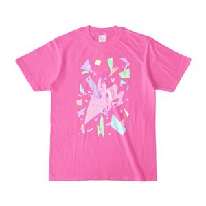 病みかわ◆シンプルカラー入りTシャツ_カラーバリエーション有♡