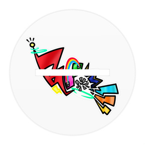 Booom!!!アクリルフィギュア/虹のファッショニスタ 水間恵斗ver
