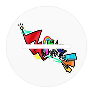 Booom!!!アクリルフィギュア/虹のファッショニスタ 眞匁晃黄&伊熊吉橙ver
