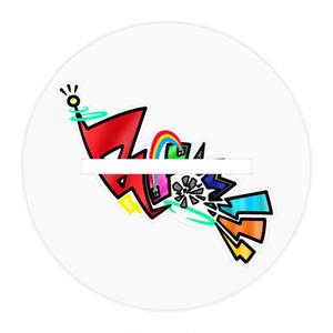 Booom!!!アクリルフィギュア/虹のファッショニスタ 伽藍堂衣ver