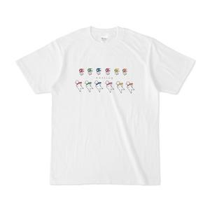 スケートTシャツ/男女兼用