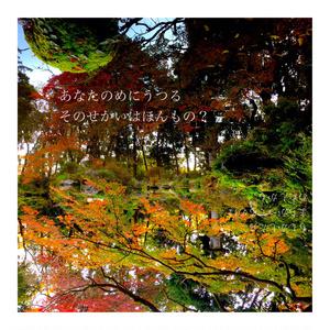 ポストカード『水鏡』五枚セット