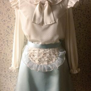 受注生産♥︎lattice garden maidスカート