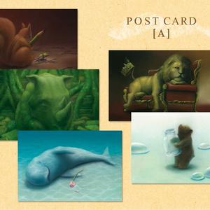 ポストカード【Aセット】
