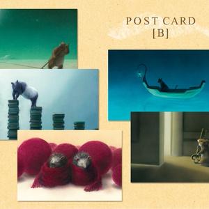 ポストカード【Bセット】