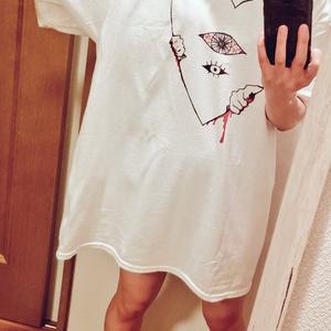 ノゾキミちゃんTシャツ