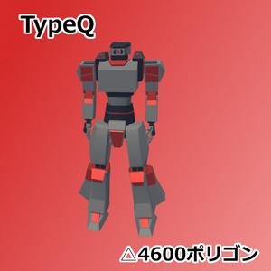 【オリジナル3Dモデル】ラークTypeQ
