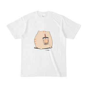 にわねこ(タピオカ)Tシャツ