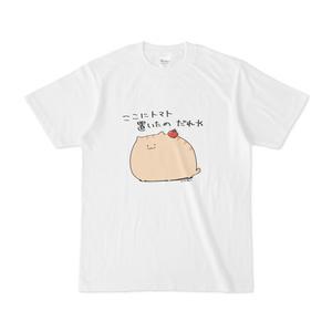 にわねこ(トマト)Tシャツ