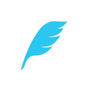 投げ銭 feather アイコン画像