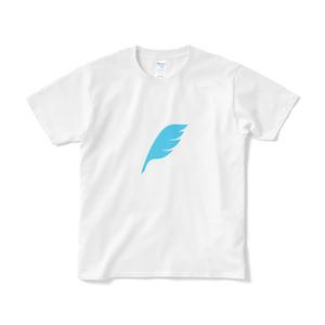 feather T シャツ ホワイト