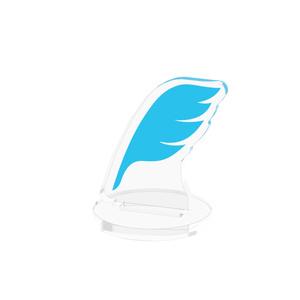 feather アクリルフィギュア