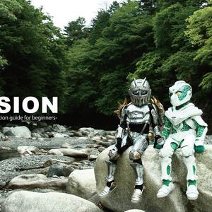 ポストカード「VISION」7種セット