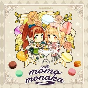 cafe momo monaka