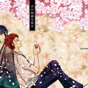 K(腐)「君の綺麗な桜は」