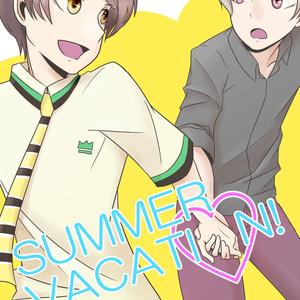 SUMMER VACATION!【申南】
