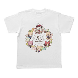 【予約受付終了】FGO Sweets Tシャツ